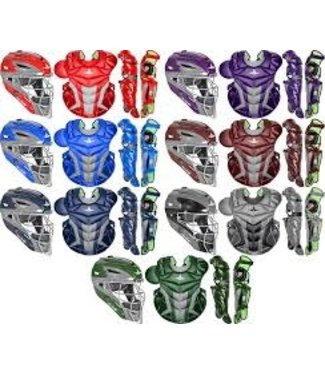 All Star All Star Catcher set System 7 Axis pro