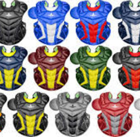 All Star All Star CP40PRO Chest Protector Adult