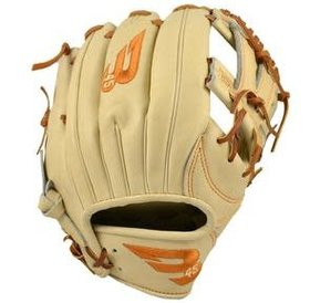 B45 B45 Diamond Series Fielding Glove TAN RHP 11.5''