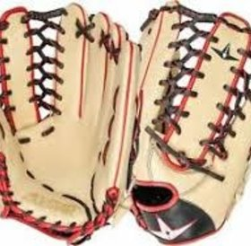All Star All Star Outfield Mitt 12.75` cream/black RHT