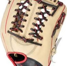 All Star All Star Infield Mitt 11.75` cream/black RHT