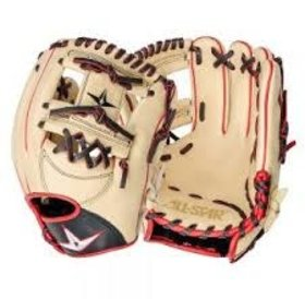 All Star All Star Infield Mitt 11.5` cream/black RHT