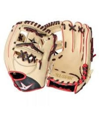 All Star All Star Infield Mitt 11.5'' cream/black RHT