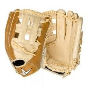 All Star All Star Outfield softball Mitt 12.5` cream/tan LHT