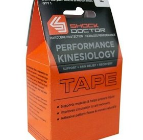 Shock Doctor Shock Doctor Kinesiology Tape Pink