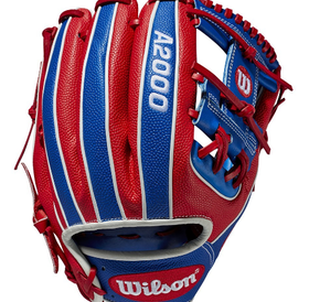 Wilson Wilson A2000 Glove of the Month July 2019 Patriotic 1786 11.5'' RHT