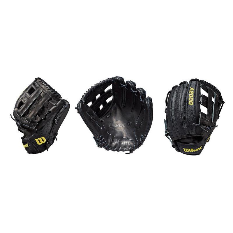 Wilson Wilson A2000 Glove Of The Month Sept Superskin DW5 12'' RHT Black