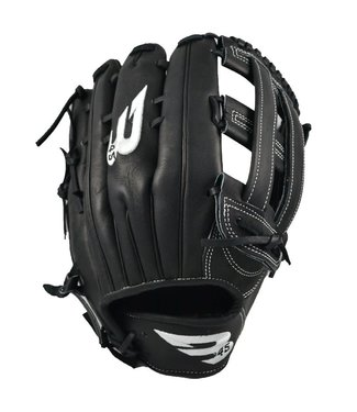 B45 B45 Diamond Series Fielding Glove Black LHP 12.75''