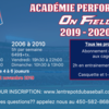 Academie hivernal de baseball performance EDB-On Field 2006 à 2010