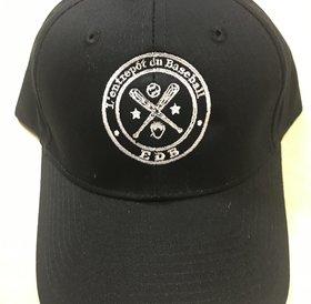 Authentic t-shirt company EDB Casquette Authentic noir Velcro adulte