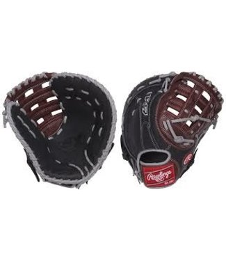 Rawlings Rawlings R9 series R9FM18BSG First base 12 1/2'' RHT