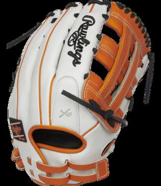 Rawlings Rawlings Liberty Advanced Color Series RLA130-6OB 13'' outfield glove orange/black