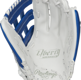 Rawlings Rawlings Liberty Advanced Color Series RLA130-6R 13'' outfield glove white/royal blue
