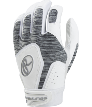 Rawlings Rawlings batting gloves Storm FPWSBG softball for women white