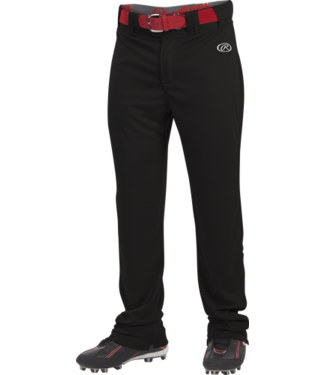 Rawlings Rawlings Launch Youth YLNCHSR Black semi-relaxed pant