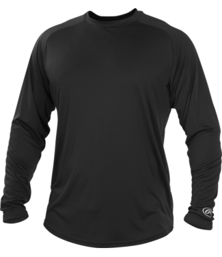 Rawlings Rawlings LSRT youth crewneck long sleeve shirt