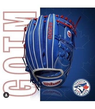 Wilson Wilson A2000 November 2019 Glove Of The Month  Superskin Vladimir Guerrero JR special edition 12.25'' RHT