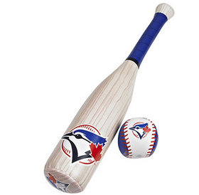 Rawlings Rawlings MLB Toronto Blue Jays Grandslam ball and bat set