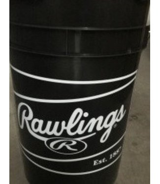 Rawlings Rawlings Empty Bucket navy with EDB logo