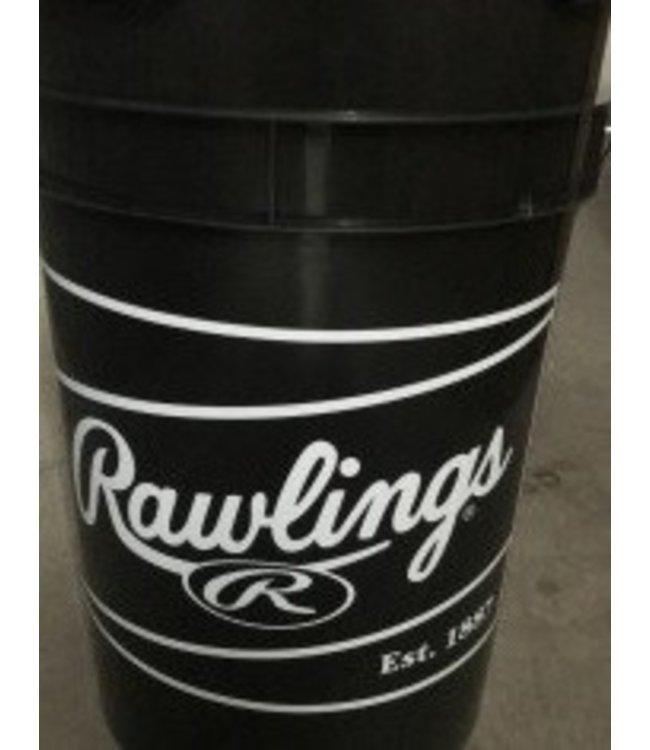 Rawlings Rawlings Empty Bucket navy with EDB logo