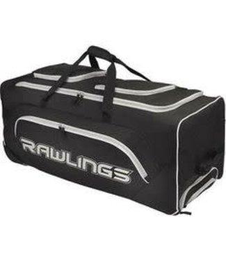 Rawlings Rawlings 44'' wheeled team bag scarlet