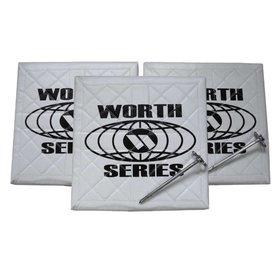 Worth Worth WBS15X2 Worth league base set