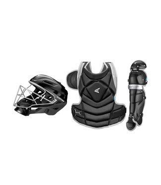 Easton Easton The Fundamental By Jen Schro girl kit small (9-12 years old) black/silver