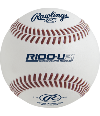 Rawlings Rawlings R100-up1 Ultimate practice technology balls (12 balls)