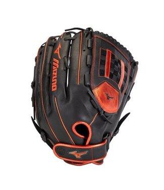 Mizuno Mizuno GMVP1400PSE8 14 inch glove RHT Black/RED