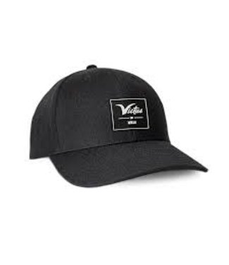 Victus Victus Established hat black