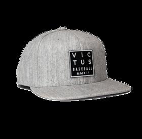 Victus Victus Four Corners snapback hat