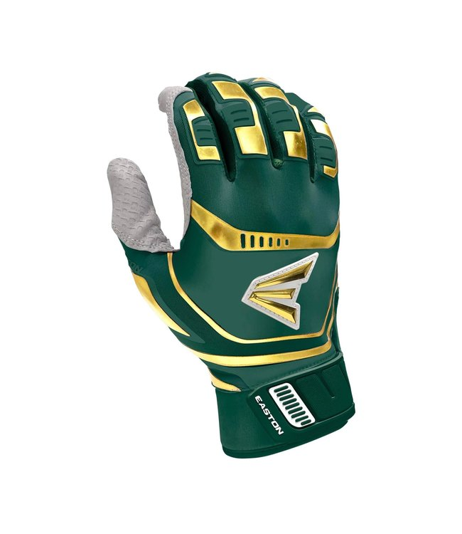 Easton Easton Walk-Off Ramon Laureano RL22 white/green/gold battting gloves adult