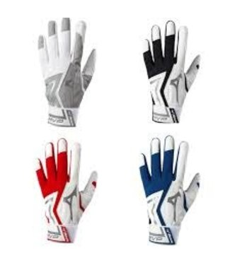 Mizuno Mizuno 2020 MVP Batting Gloves Youth