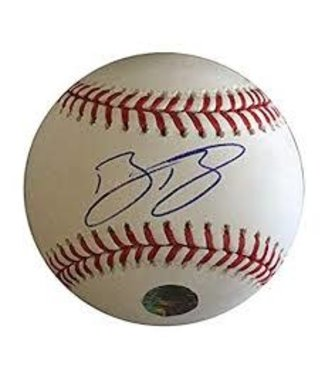 Rawlings Rawlings Bo Bichette RTD1 sign replica ball