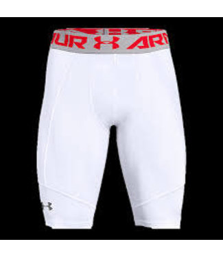 Under Armour Under Armour Utility Slider White Short Adult