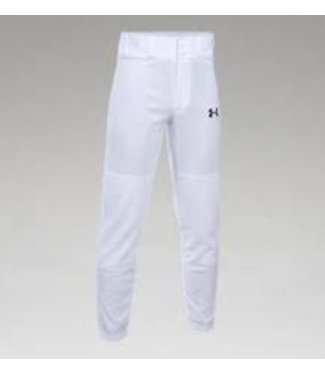 Under Armour Under Armour Utility Pant White Clsd Youth