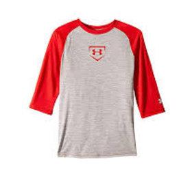 Under Armour Under Armour Utility 3/4 Sleeve Shirt ADULT