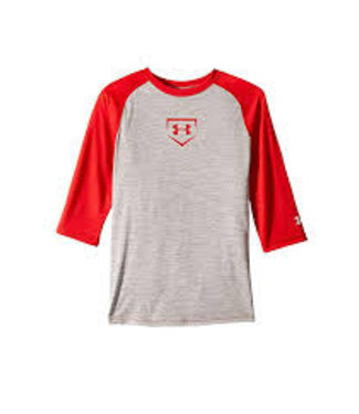 Under Armour Under Armour Utility 3/4 Sleeve Shirt youth