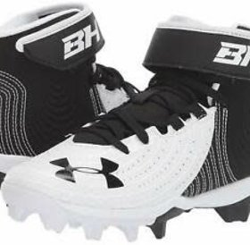 Under Armour Under Armour Harper 4  Mid RM black (100)