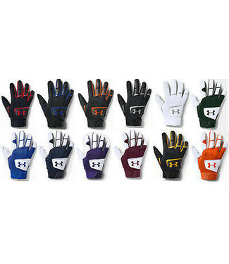 Under Armour Under Armour Clean up batting gloves #1341971 youth