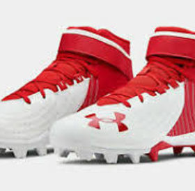 Under Armour Under Armour Harper 4 Mid RM red (600)