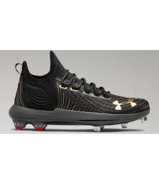 Under Armour Under Armour Harper 4  low ST black (004)