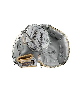 Wilson Wilson 2019 A2000 CM34 Superskin 34'' fastpitch catcher glove RHT
