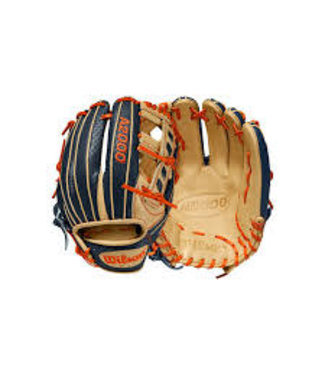 "Wilson Wilson 2020 A2000 JA27 Jose Altuve Game Model 11.5"" superskin RHT"