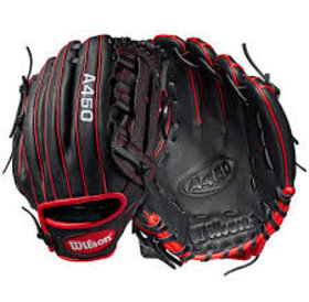 Wilson Wilson 2019 youth baseball glove A450 11'' LHT