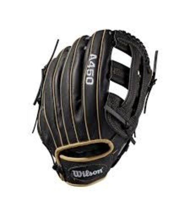 "Wilson Wilson 2019 youth baseball glove A450 12"" LHT"