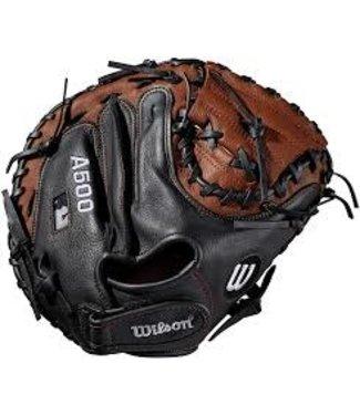 Wilson Wilson A500 Catcher's Mitt BBG 31.5'' RHT