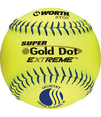 Worth Worth Gold Dot 12'' unit