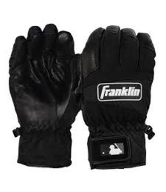 Franklin Franklin COLDMAX GLOVE Black/Black