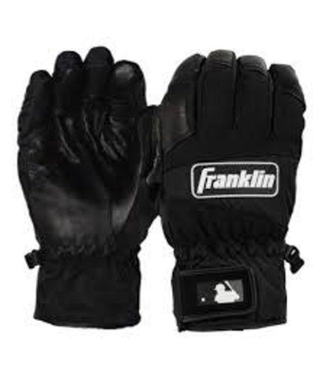 Franklin Franklin COLDMAX GLOVE Black/Black